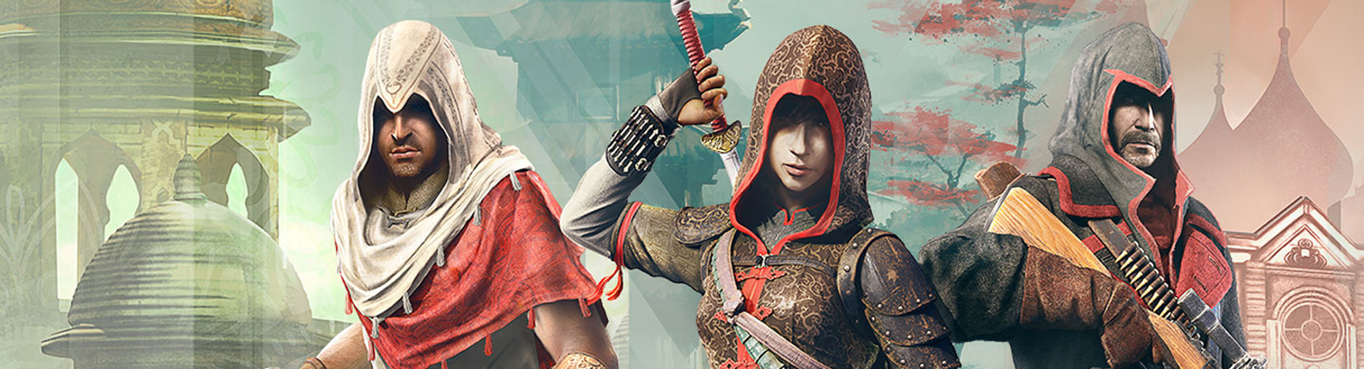 Assassins Creed Chronicles (2)