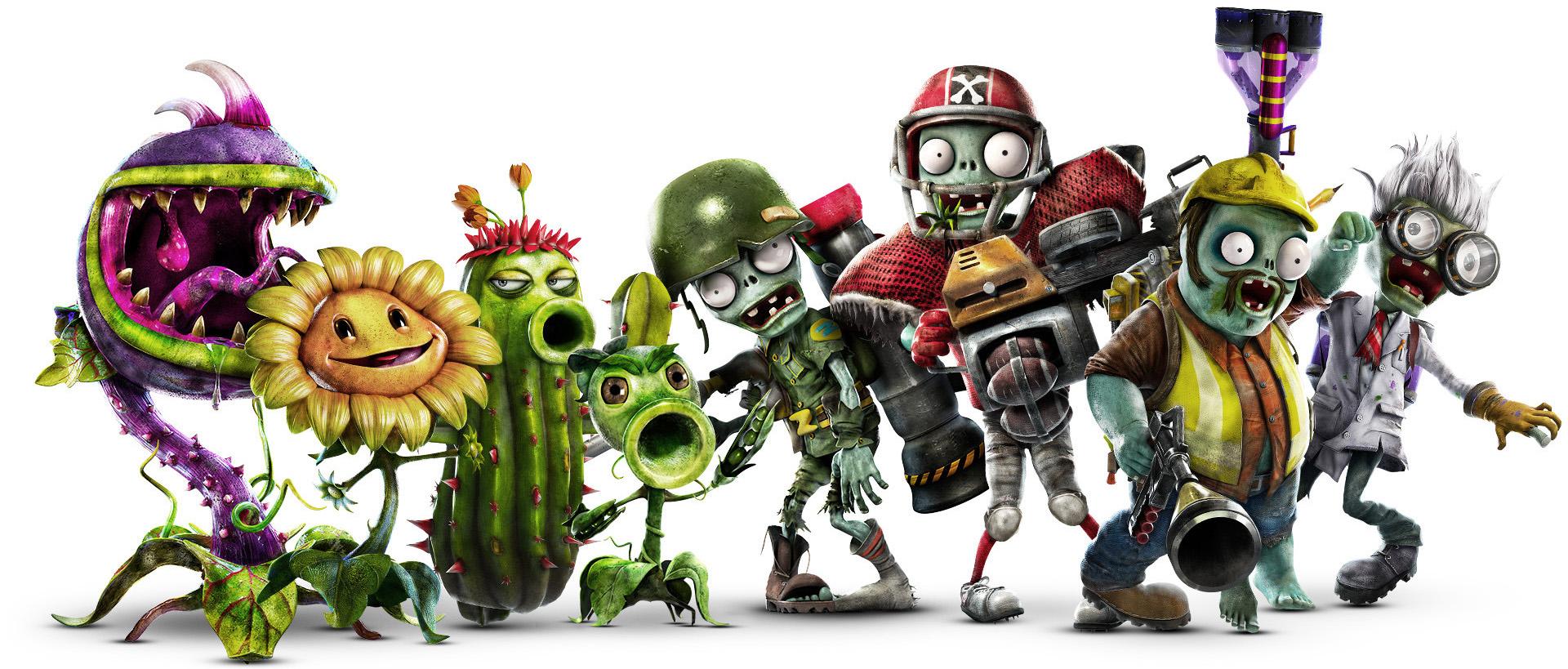 Plants vs Zombies Garden Warfare 2 - VGPRofessional (15)