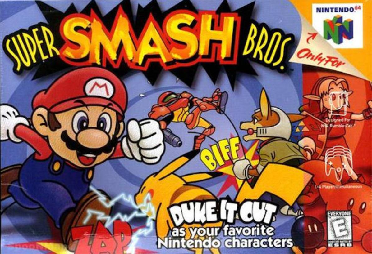 The Cult of Super Smash Bros (2)