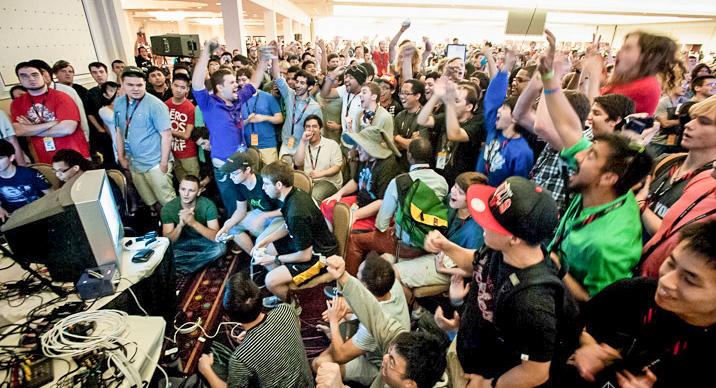 The Cult of Super Smash Bros (5)